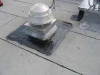 Exhaust Fan Roof Vent